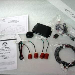 Genuine Holden Commodore VE Reverse Parking Sensors(2)