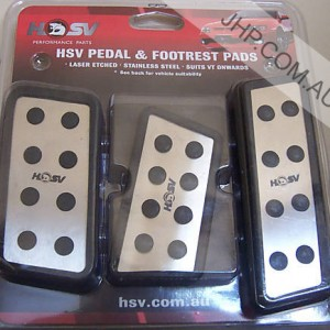 HSV Sports Pedal Kit VR VY
