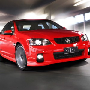 Holden Commodore VE Series 2 SS-V Front Conversion Kit