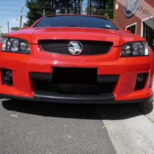 Holden Commodore VE Sports Body Armour